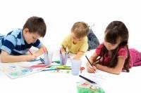 Дети рисуют любимые книжки