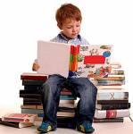 Новые читатели школьной библиотеки